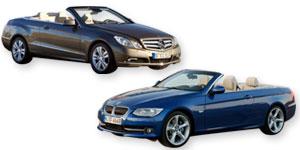 BMW 335i cabrio o Clase E 350 CDI: ¿surf o velero? - 300x150