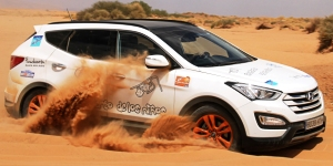 El Desierto de los Niños: una aventura solidaria en todoterreno
