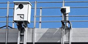 Madrid estudia poner el primer radar de tramo en la capital