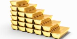 El refugio del oro atrae 108 millones en una semana, récord desde el crash chino de agosto