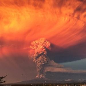 El volcán Cabulco sigue inestable - 250X