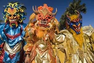 ¡Vive el Carnaval en República Dominicana!