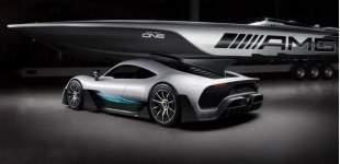 La lancha motora de Mercedes