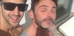 Fernando Tejero vuelve con su ex