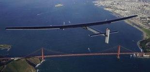 El Solar Impulse II continúa su viaje