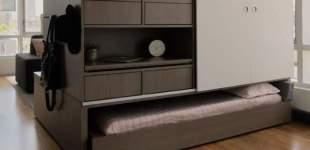 El sistema de mobiliario inteligente