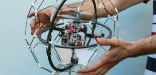 El dron que imita a los insectos