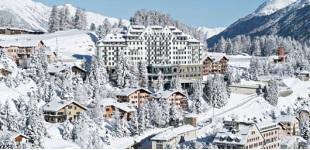 Ocio de lujo en el invierno suizo
