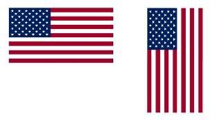 Por Que La Bandera De Estados Unidos Aparece Del Reves En Los