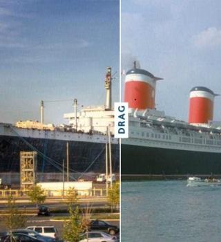De buque a crucero de lujo