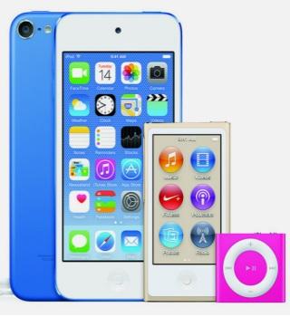 El regreso del iPod