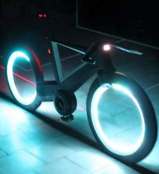 La bicicleta eléctrica del futuro