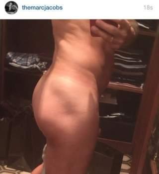 Marc Jacobs desnudo en la red - 320x350