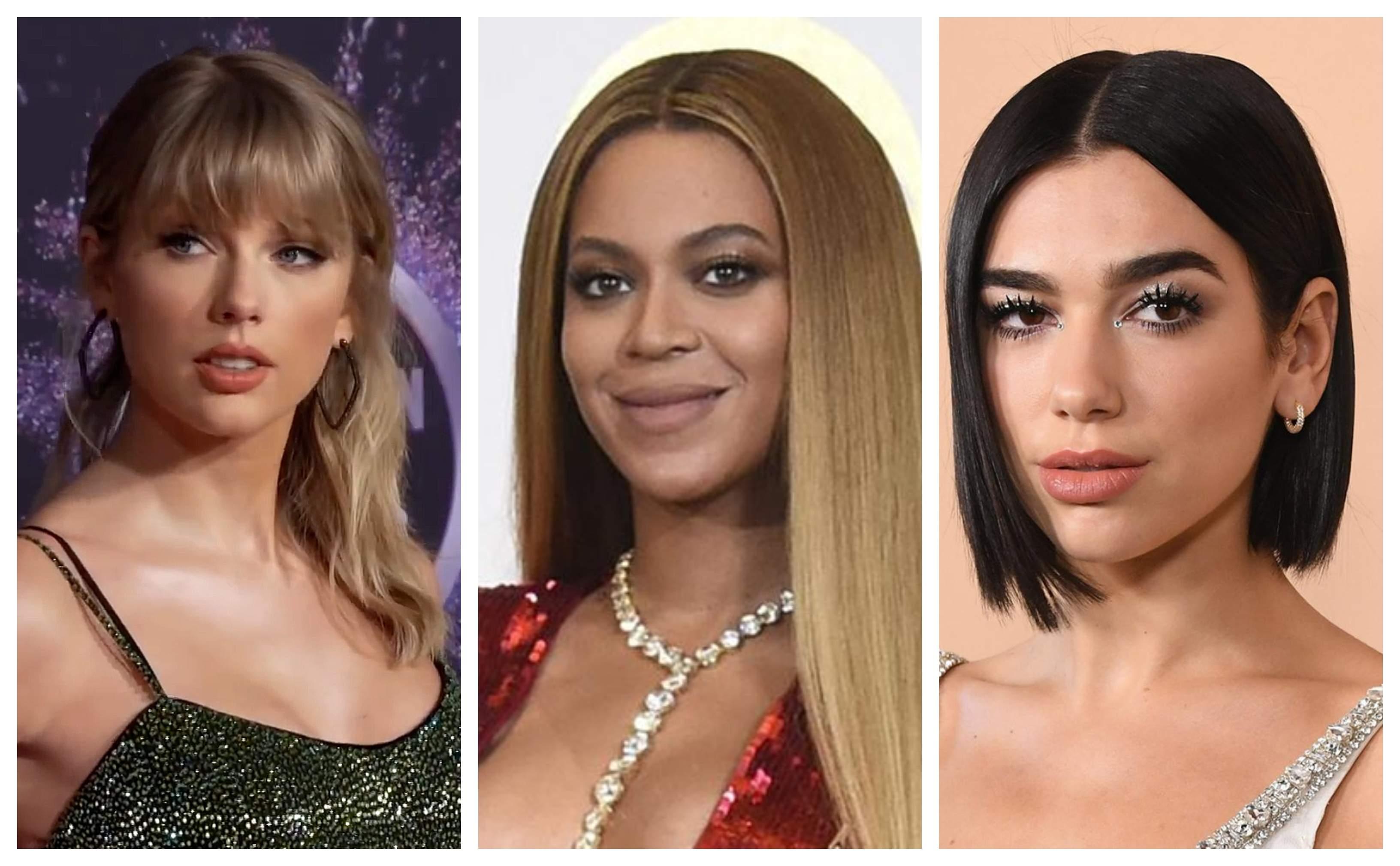 Beyoncé, Taylor Swift y Dua Lipa dominan las nominaciones a los Premios Grammy - elEconomista.es