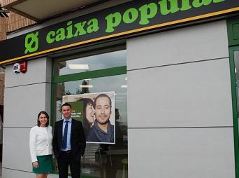 Caixa popular abre una nueva oficina en sagunto for Oficinas la caixa leon