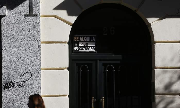 Crisis de compra de inmuebles en España