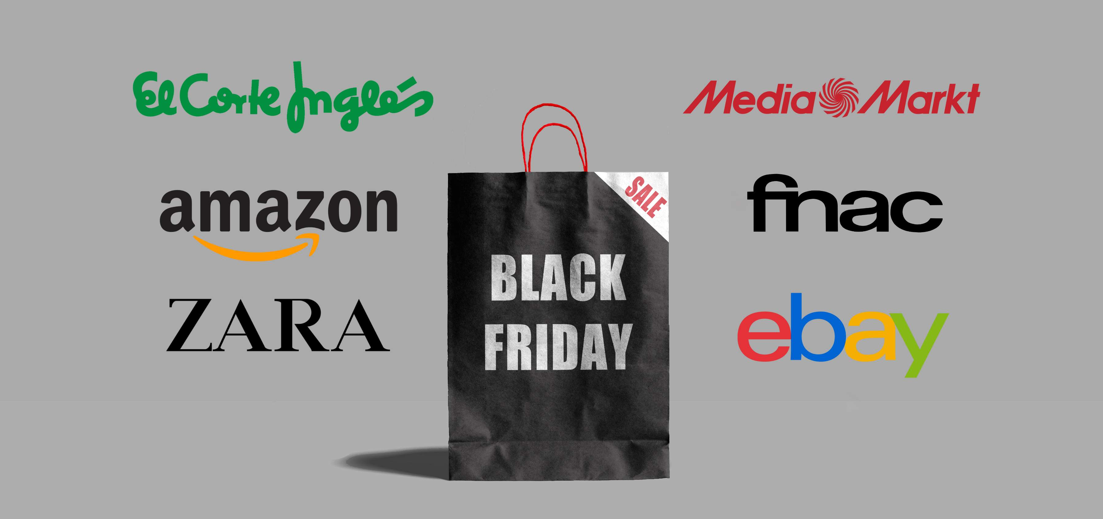 Black Friday 2017: ofertas en Zara, Amazon, El Corte Inglés