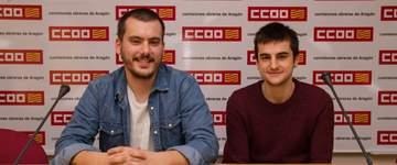 CCOO Aragón y CEPA lanzan una campaña para pedir una FP Digna