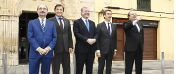 Aragón firma una declaración en defensa del carbón en un mix energético y de una transición ordenada