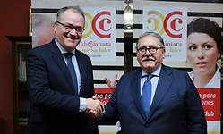 Banco Santander y Endesa se unen al Club Cámara Empresa Líder