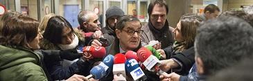 La juez ordena la apertura de juicio oral contra Mario Fernández, Mikel Cabieces y Alcorta, por administración desleal