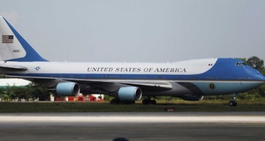 Así será el potente Air Force One del siglo XXI