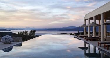 Villa 20: lujo extremo en el Peloponeso