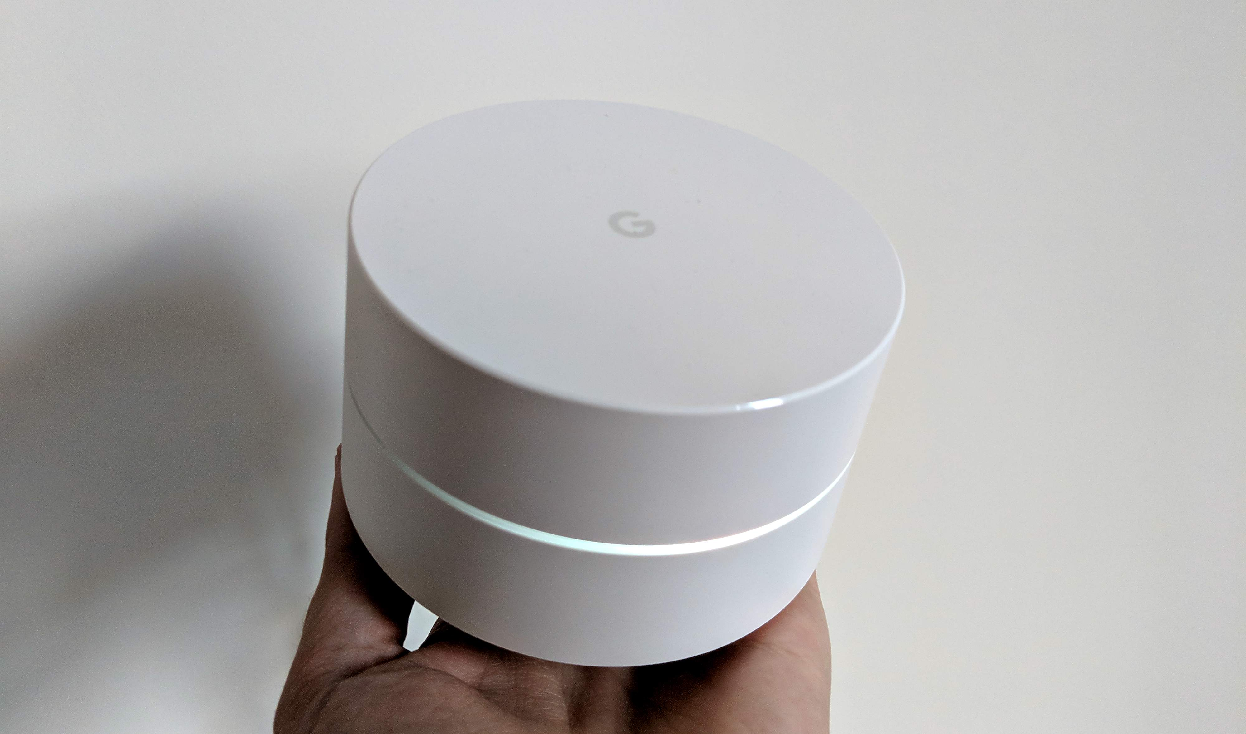 Google WiFi, the intelligent router that gives the user full