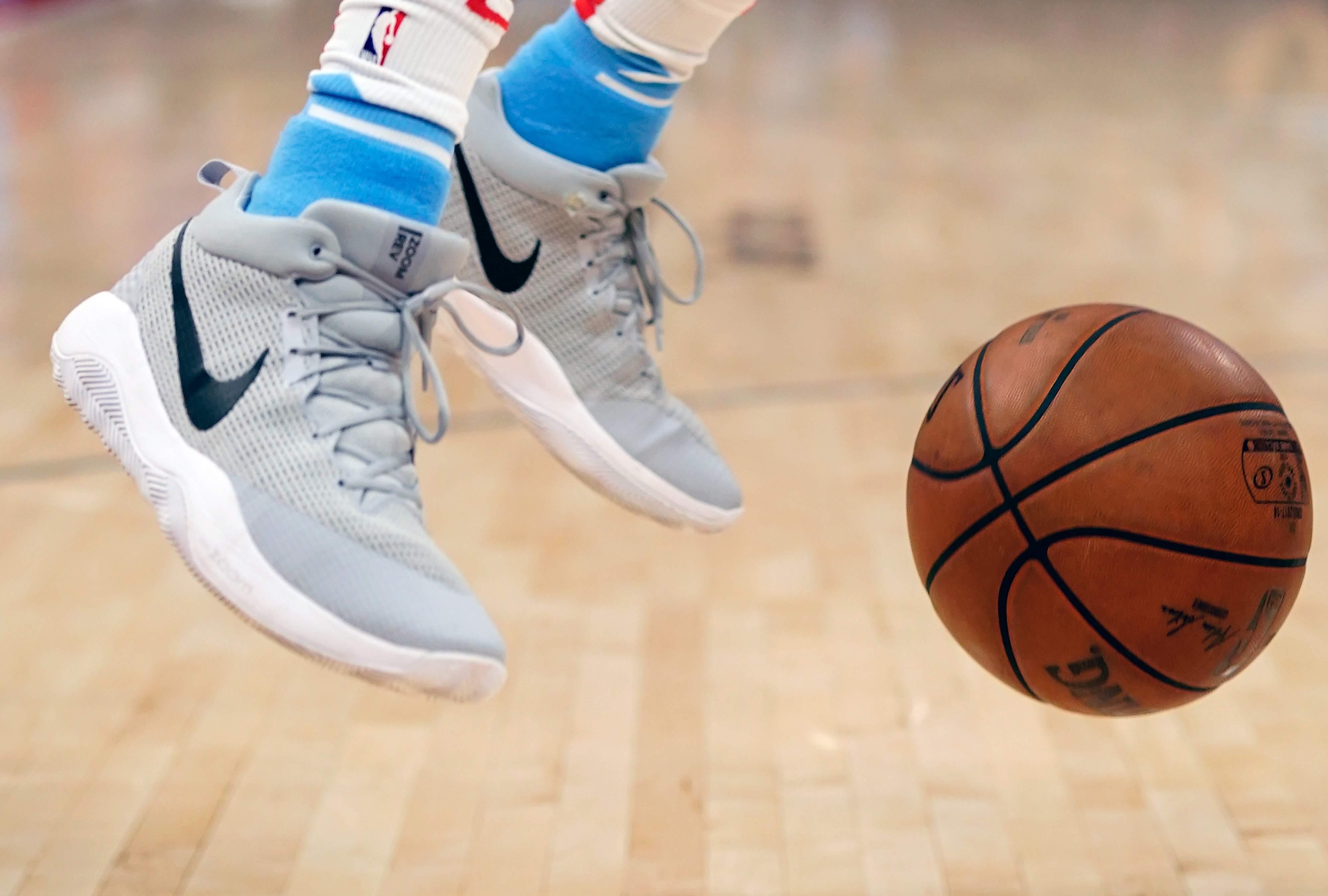 Destreza Dictadura pegatina  El proyecto de Nike para mejorar a los jugadores de baloncesto (por 300  euros) - elEconomista.es