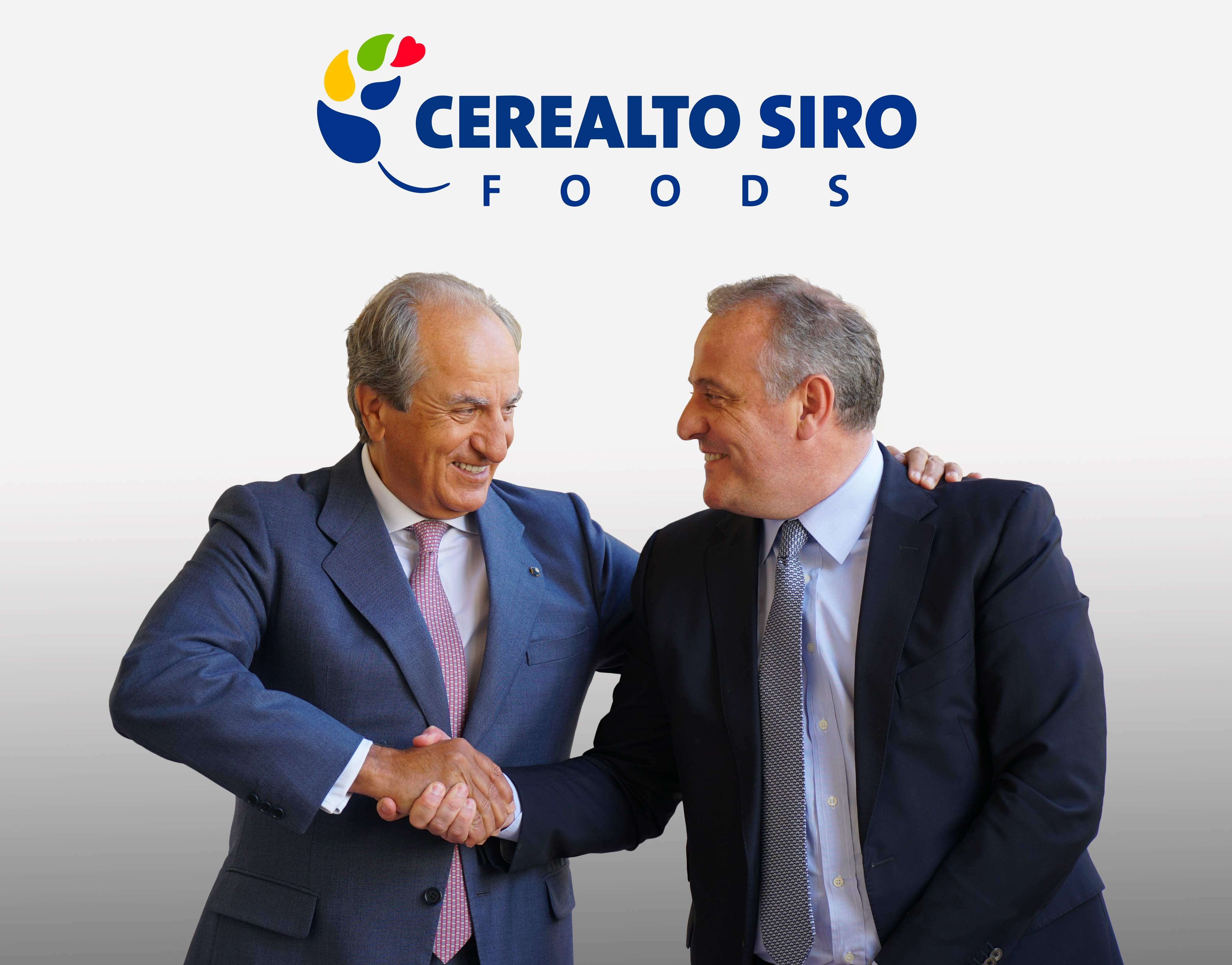 Siro se fusiona con cerealto para dar el salto for Serna v portales
