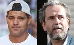 Frank Cuesta contra Willy Toledo