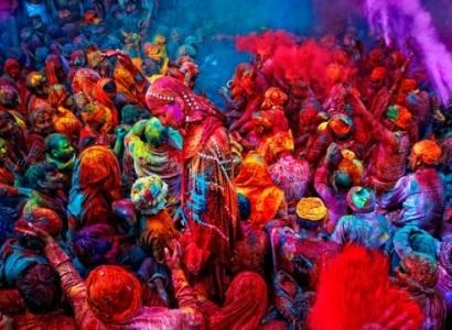 Festival Holi: el colorido de la India en nuestra agenda