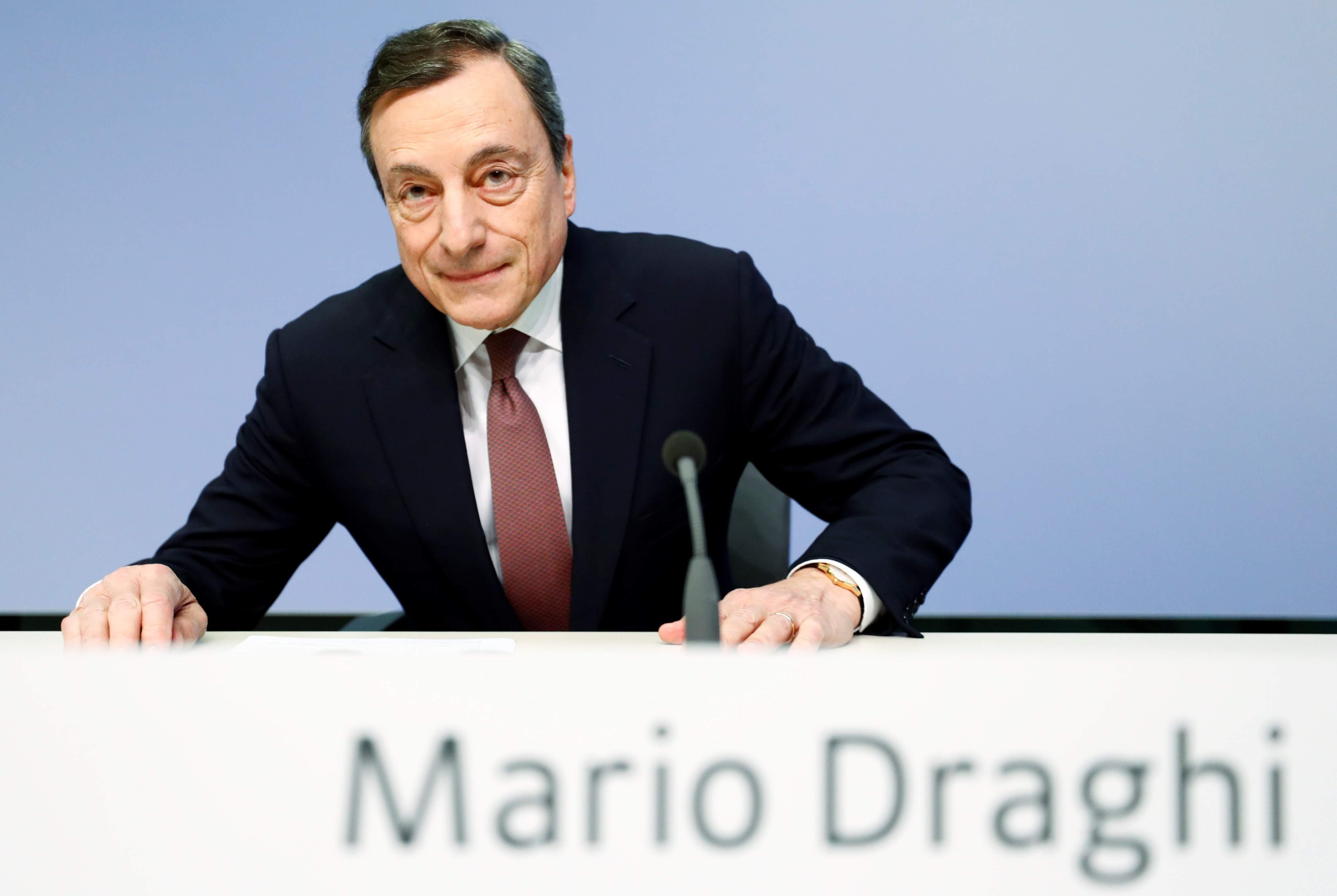 El BCE, en un terreno ignoto en la próxima crisis
