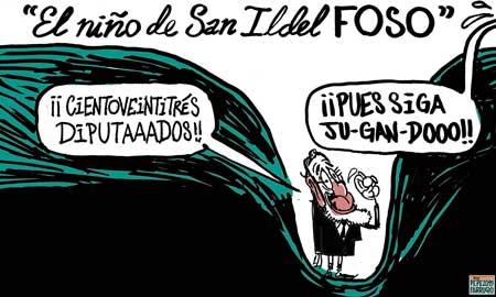 Rajoy se lo come todo ... 2015122-3