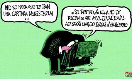 Mariano presenta su nuevo gobierno 2016110-4