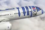 El robot de Star Wars inspira un nuevo avión