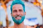 Los nuevos hipsters con pelo y barbas de colores - 150x100