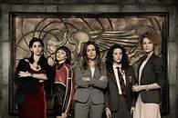 Mujeres protagonistas de 'La casa de papel' - 195x130