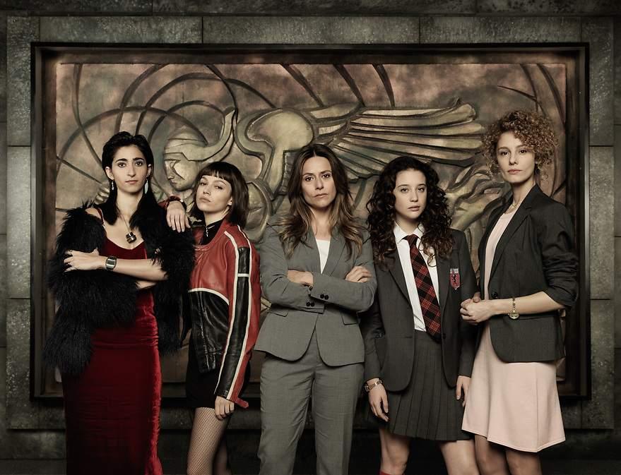 Mujeres protagonistas de 'La casa de papel' - 880x