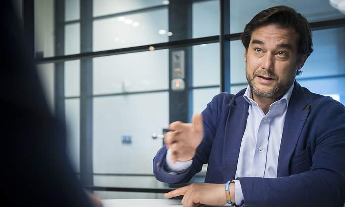 Nicols Fernndez director de Anlisis de Banco Sabadell