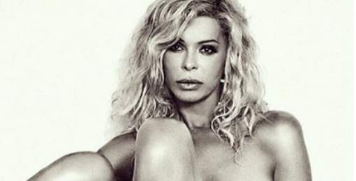 Bibiana Fernández recupera su desnudo más sensual en Instagram