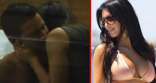Kim Kardashian y los guardaespaldas: una historia de celos y sexo
