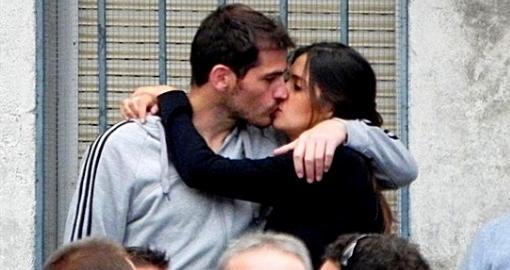 Iker Casillas y Sara Carbonero: sus citas secretas durante la Eurocopa