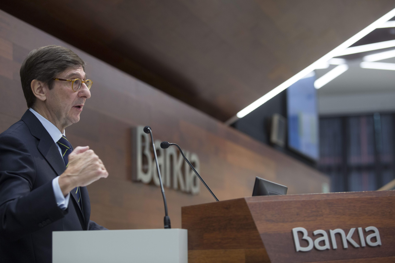 Jos Ignacio Goirigolzarri presidente de Bankia