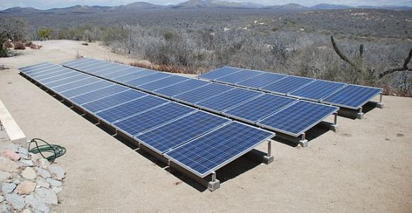 Dise 241 An Estructuras Fotovoltaicas Quot M 225 S Eficaces Quot Para