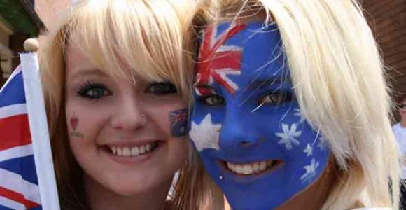Resultado de imagen para jovenes en australia