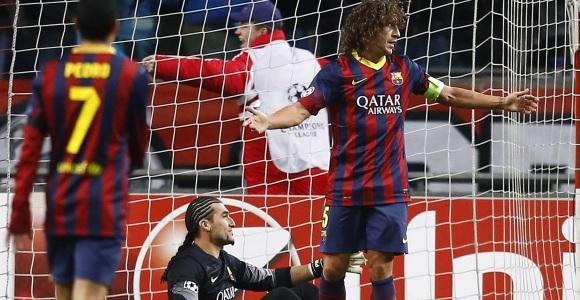 timeless design 6409d 112b8 El Barcelona  pincha  ante el Ajax y tendrá que esperar para ser primero de  grupo