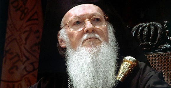 El patriarca ecuménico Bartolomé I