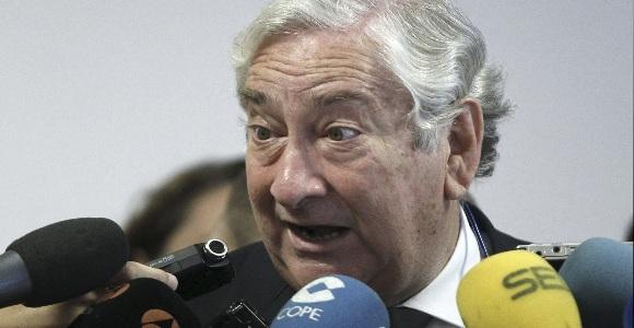 Javier Rodríguez, consejero de Sanidad de Madrid. - javier-rodriguez-efe