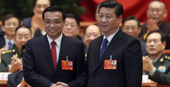 ¿Cuánto mide Xi Jinping? - Altura - Real height Keqiang-y-jinping-reuters
